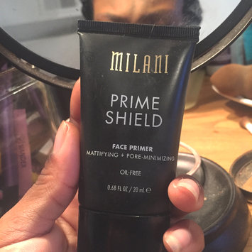 Photo of Milani Prime Shield Mattifying + Pore-minimizing Face Primer uploaded by Sherry R.