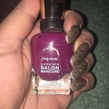 Photo of Sally Hansen® Complete Salon Manicure™ Nail Polish uploaded by Sahar B.