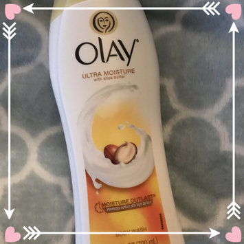 Photo of Olay Ultra Moisture Shea Butter Body Wash uploaded by Sara B.