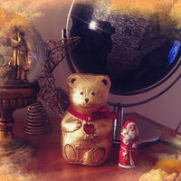 Lindt Milk Chocolate Gold Bear uploaded by Rudie R.
