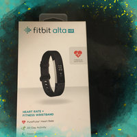 Fitbit Alta HR Fitness Tracker-BLACK-Large uploaded by Nicole S.