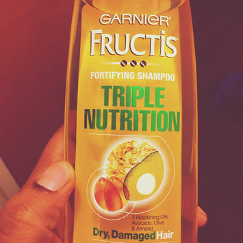 Photo of Garnier Fructis Triple Nutrition Curl Nourish Shampoo uploaded by Nicole S.