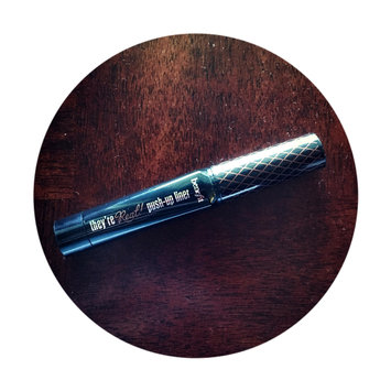 Photo of Benefit Cosmetics They're Real! Gel Eyeliner Pen uploaded by Kat J.