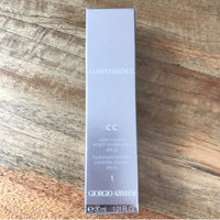 Giorgio Armani Luminessence CC Color Control Bright Moisturizer SPF 35 3 1.01 oz uploaded by Jasmin S.