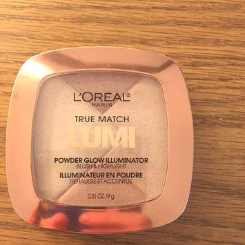 Photo of L'Oréal® Paris True Match Lumi Powder Glow Illuminator uploaded by Bethany D.