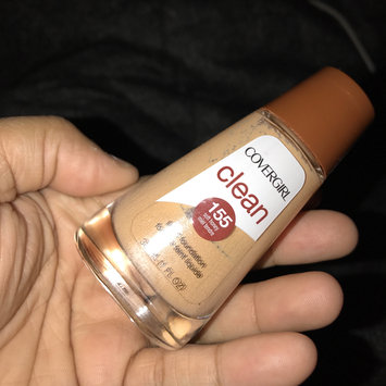 Photo of COVERGIRL Clean Liquid Makeup uploaded by Brittney G.