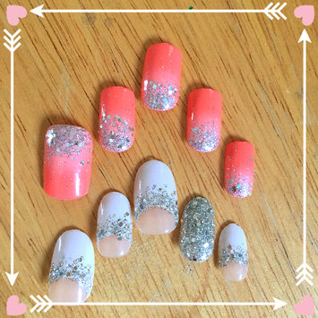 Photo of Kiss Gel Fantasy Nails Painted Veil, 24 ct - KISS NAIL PRODUCTS, INC. uploaded by Jessica R.