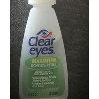 Clear Eyes Maximum Itchy Eye Relief Eye Drops uploaded by Stephanie B.
