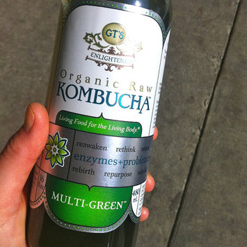 Photo of GT's Raw Organic Kombucha Multi-Green uploaded by Josué A.