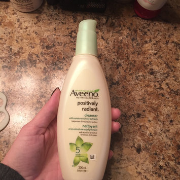 Photo of Aveeno Positively Radiant Cleanser uploaded by Jessica R.
