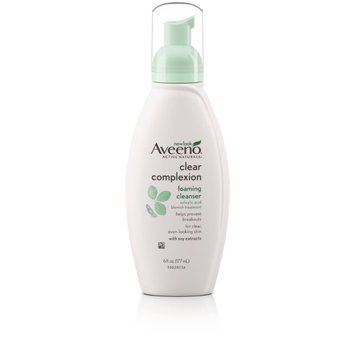 Photo of Aveeno Clear Complexion Foaming Cleanser uploaded by Sydney R.
