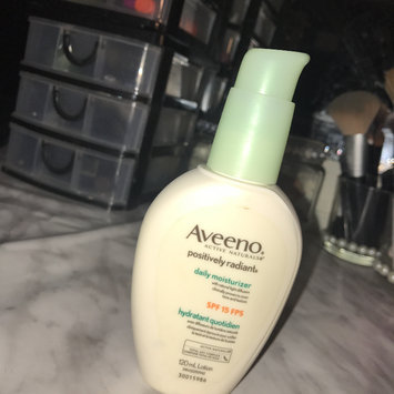 Photo of Aveeno® Clear Complexion Daily Moisturizer uploaded by Lisa M.