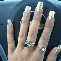 China Glaze 0.5oz Nail Polish Lacquer Clay Gold Glitter, DE-LIGHT, 1348 uploaded by Janelle C.