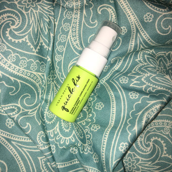 Photo of Urban Decay Quick Fix Hydra-charged Complexion Prep Priming Spray uploaded by Yadira L.