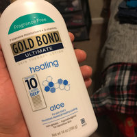 Gold Bond Ultimate Healing Skin Therapy Lotion Fragrance Free uploaded by Athena G.