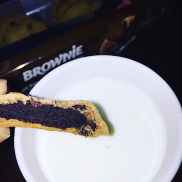 Photo of Nabisco Chips Ahoy! Chewy Brownie Soft Cookies uploaded by K R.