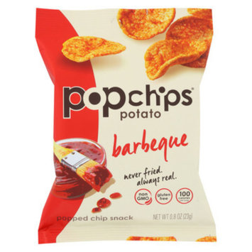 Photo of popchips Barbeque Potato Popped Chips uploaded by Chloe T.
