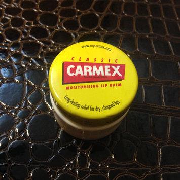Photo of Carmex® Classic Lip Balm Original Jar uploaded by Insiya H.