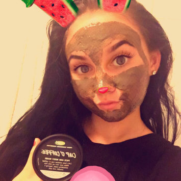 Photo of LUSH Cup O' Coffee Face and Body Mask uploaded by Elena A.