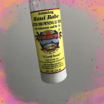 Photo of Maui Babe After Browning Lotion uploaded by Lauren E.