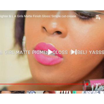 Photo of L.A. Girl Matte Pigment Lip Gloss uploaded by Jodan W.
