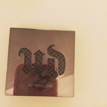 Photo of Urban Decay Afterglow 8-Hour Powder Blush uploaded by Olivia J.