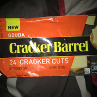 Cracker Barrel Cracker Cuts Extra Sharp Cheddar - 24 CT uploaded by Ryan H.