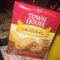 Keebler Town House Light Buttery Crackers Original uploaded by Anitria M.