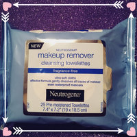 Neutrogena® Makeup Remover Cleansing Towelettes - Fragrance Free uploaded by Stephaney M.