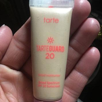 Photo of tarte tarteguard 30 sunscreen lotion Broad Spectrum SPF 30 uploaded by Brandy C.