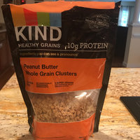 KIND® Peanut Butter Whole Grain Clusters uploaded by Despina N.