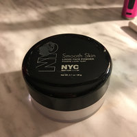 (3 Pack) NYC Smooth Skin Loose Face Powder - Translucent uploaded by Lisa M.