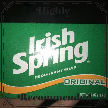Photo of Irish Spring Original Deodorant Soap uploaded by Genesis M.
