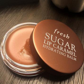 Photo of fresh Sugar Lip Caramel Hydrating Balm uploaded by Monique L.