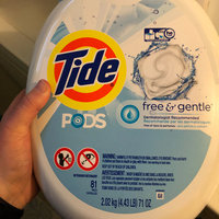Tide PODS® Free and Gentle Laundry Detergent uploaded by Justine S.