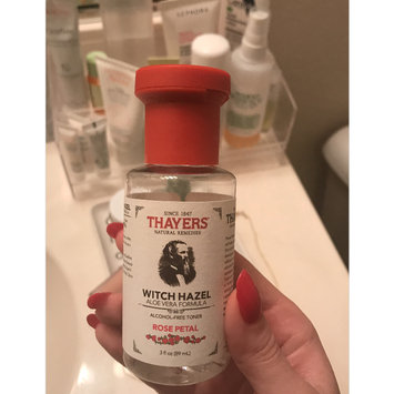Photo of Thayers Alcohol-Free Rose Petal Witch Hazel Toner uploaded by Inna K.