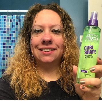 Photo of Garnier Fructis Style Curl Construct Mousse uploaded by Kelly M.