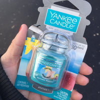 Yankee Candle Bahama Breeze Hanging Air Freshener uploaded by Wendy C.
