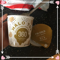 Halo Top Chocolate Chip Cookie Dough Ice Cream uploaded by Michelle A.