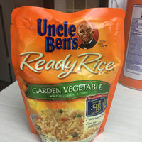 Uncle Ben's Ready Rice Garden Vegetable with Peas, Carrots & Corn uploaded by Emily L.