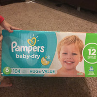 Pampers® Baby Dry™ Diapers Size 6 uploaded by Rangin A.