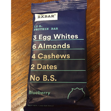 Photo of Rxbar Blueberry Protein Bar, 1.83 Ounce. (Pack of 12) uploaded by Amanda G.