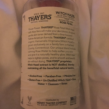 Photo of Thayers Alcohol-Free Rose Petal Witch Hazel Toner uploaded by Amelia H.