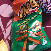 CHEETOS® Crunchy Cheddar Jalapeno Cheese Flavored Snacks uploaded by Blanca M.