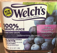 Welch's® 100% Grape Juice uploaded by Carin D.