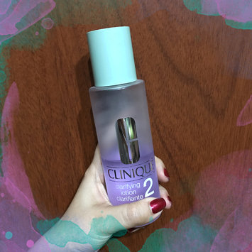 Photo of Clinique Clarifying Lotion 2 uploaded by Vanesa C.