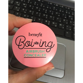 Photo of Benefit Cosmetics Boi-ing Airbrush Concealer uploaded by Yasmeen Y.
