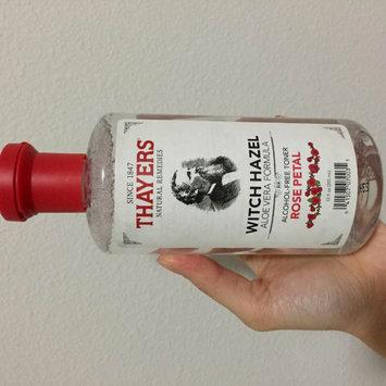Photo of Thayers Alcohol-Free Rose Petal Witch Hazel Toner uploaded by Troy O.