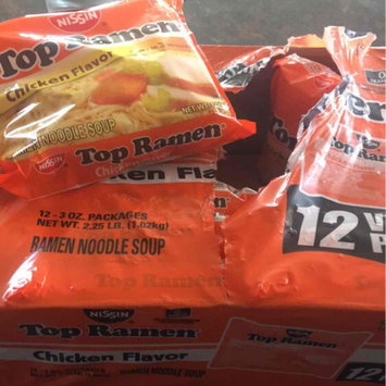 Nissin Top Ramen Chicken Flavor - 12 CT uploaded by Suelinn B.