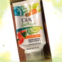 Olay Fresh Effect Acne Hater Deep Scrub uploaded by Kat J.